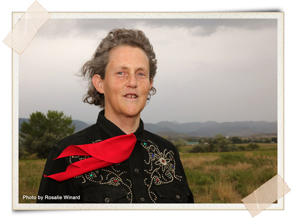 Interview with Dr. Temple Grandin