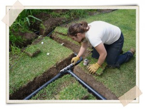pipes for greywater