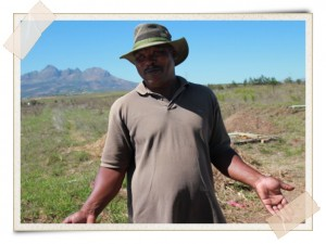 Eric Swarts: Representing a New Generation of  Emerging, Climate-Conscious Farmers in South Africa