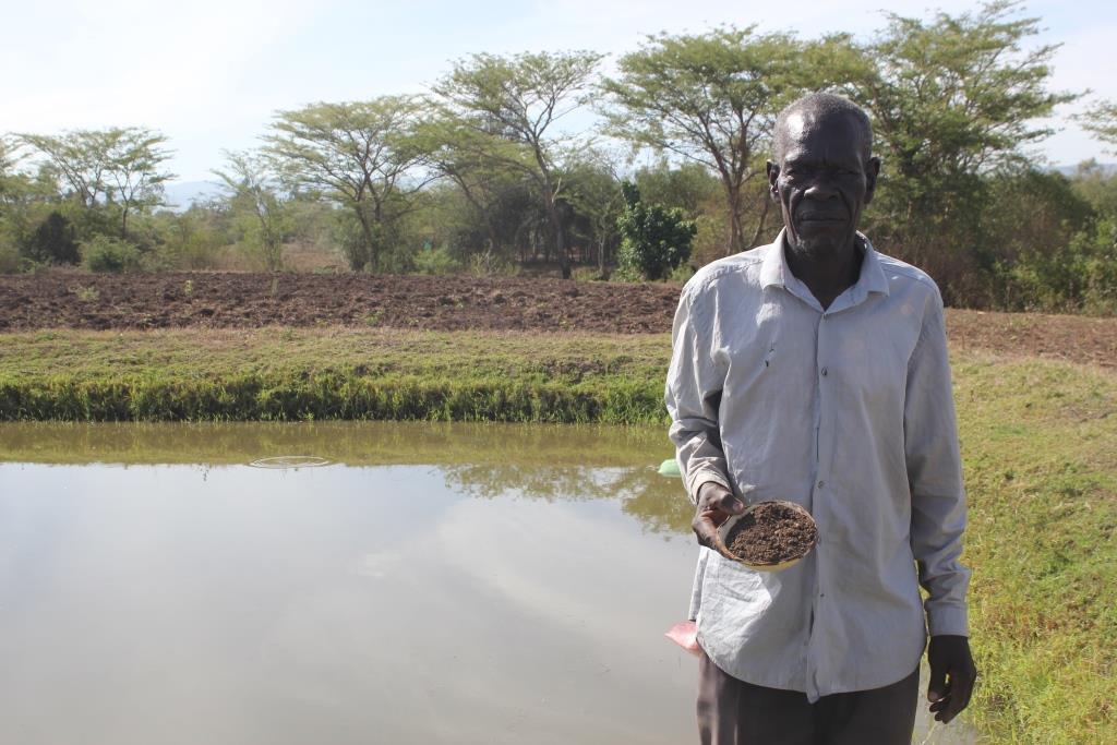 John Ouko's Homemade Fish Meal