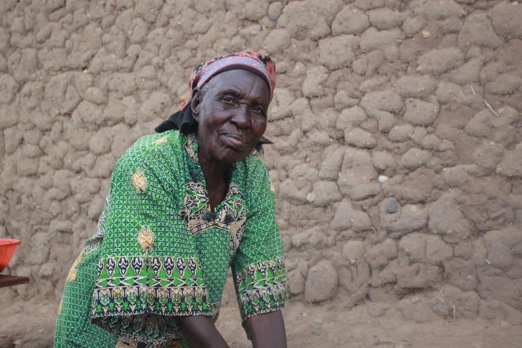 Elizabeth Traditional Seed Preservation