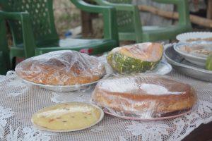 Monica Oramo Opundo's apuodho cake